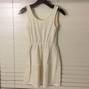Mossimo Supply Co. white XS dress